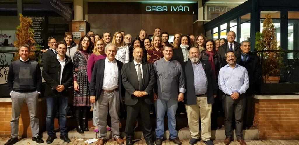 Encuentro Anual del CICAE en Casa Iván
